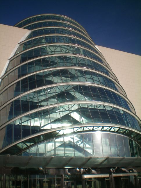 Convention Center in Dublin