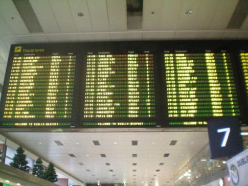 Flugverbindungen in alle Welt