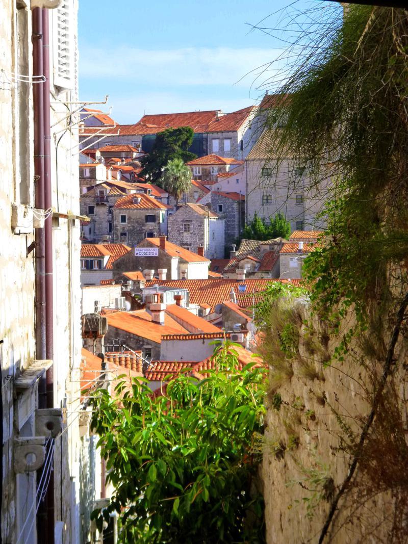 Die historische Altstadt von Dubrovnik, wunderschön und zugleich Unesco-Weltkulturerbe