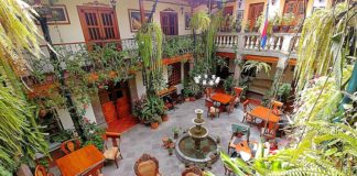 hotel san francisco de quito