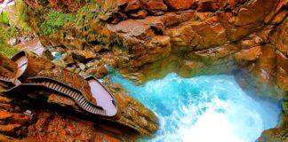 banos ruta de las cascadas pailon del diablo