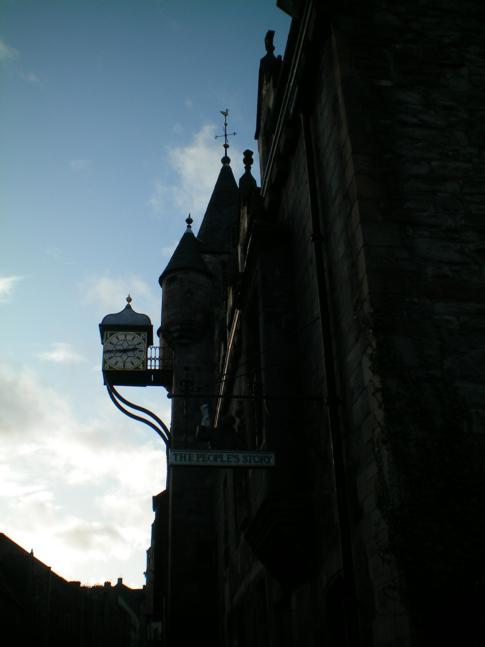 Das Museum The Peoples Story erzählt interessante Geschichten aus Edinburgh