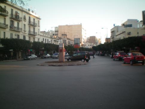 Der moderne Teil von Fez, die Ville Nouvelle