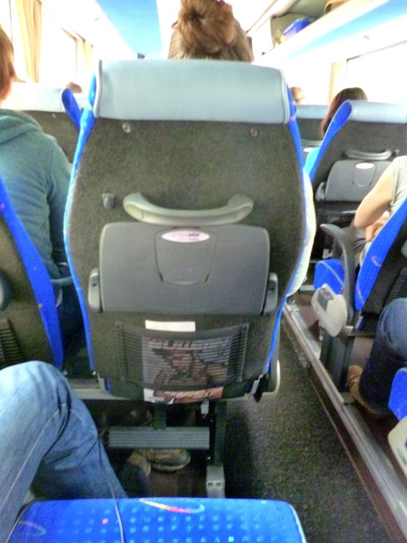 Bericht über die Fahrt mit Flixbus von Dresden nach Dortmund