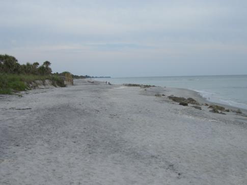 Das Casperson Beach in Venice Beach - der Strand mit den Haifischzähnen
