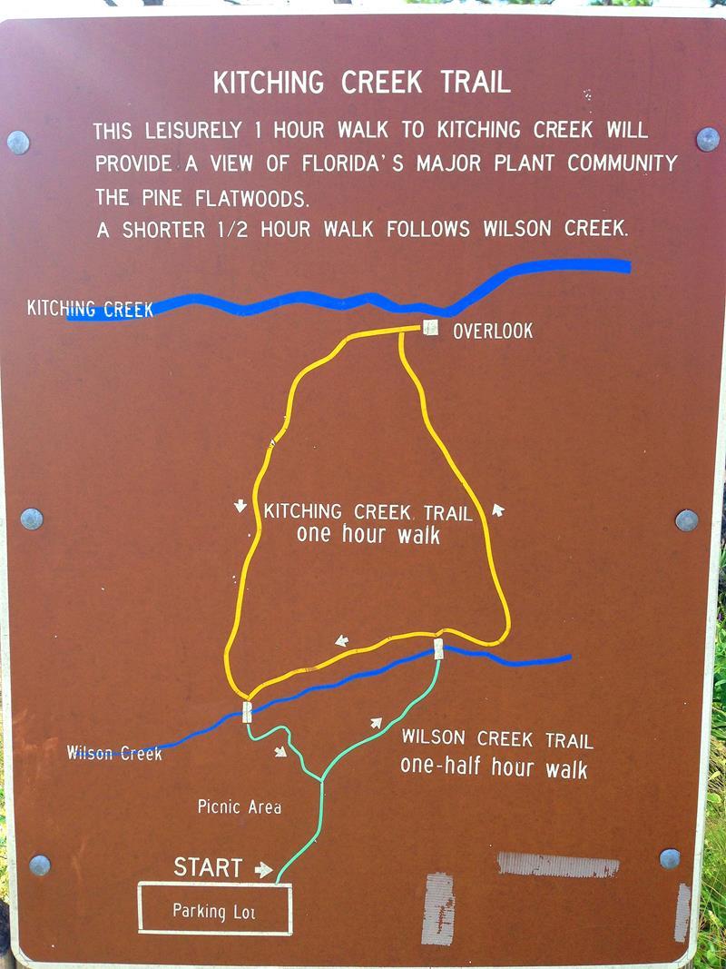 Der Jonathan Dickinson State Park im Südosten von Florida