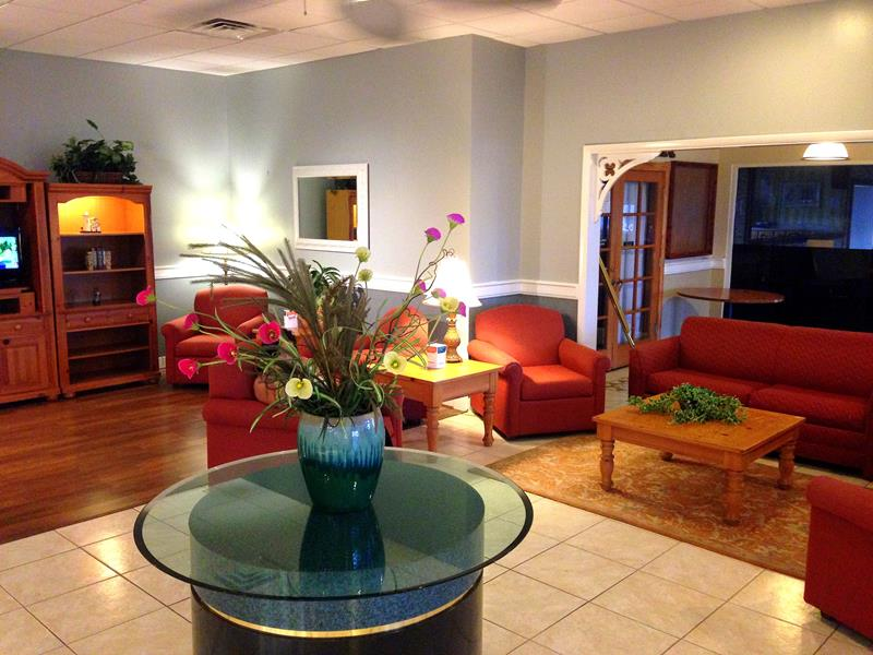 Das Clarion Inn in Stuart, Florida