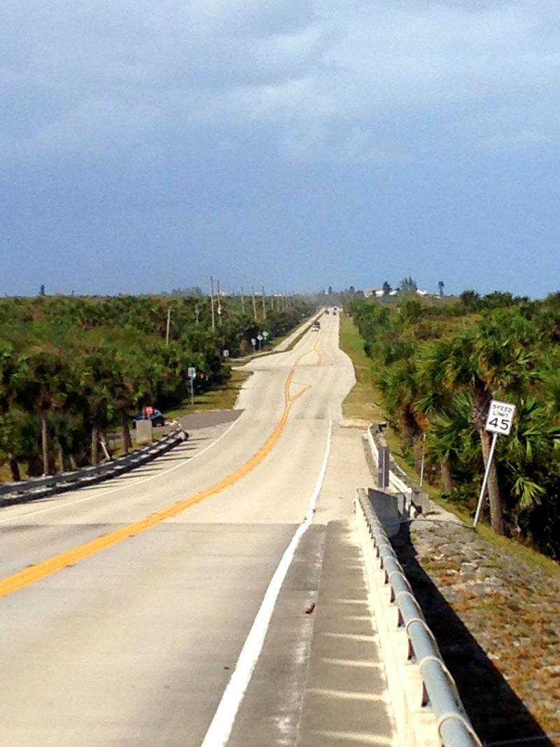 Highway in Florida