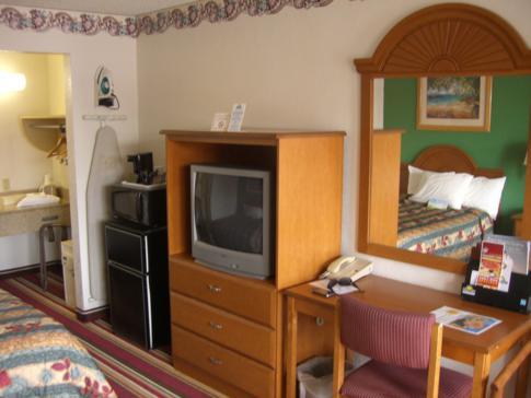 Weitere Ansicht des Zimmers