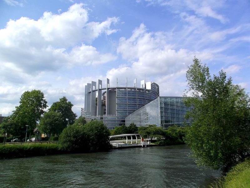 Strassburg und das Europaviertel