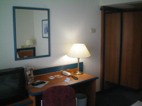 Doppelzimmer im Best Western Grand City Hotel Wismar