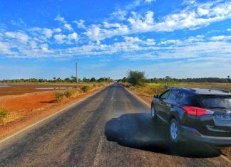 Mit dem Mietwagen durch Gambia – ein Afrika-Abenteuer in Road-Trip Manier
