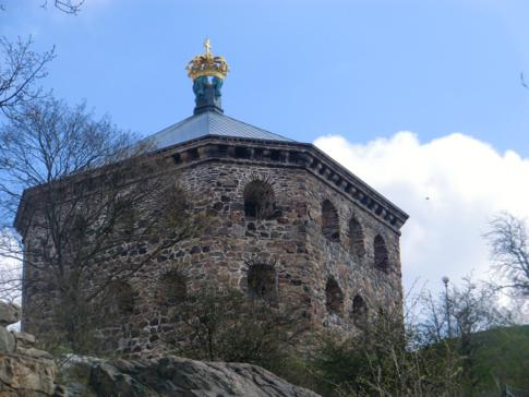 Skansen Kronan, eine der ältesten Festungsanlagen von Göteborg