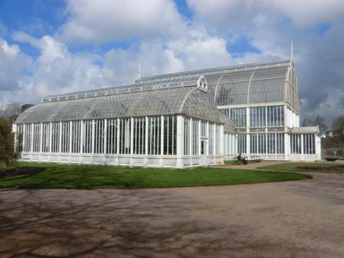 Das Palmenhaus im Trädgardsforeningen