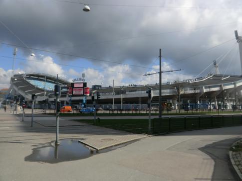 Das Ullevi, größtes und bedeutendstes Stadion von Göteborg