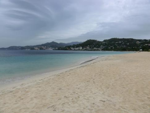 Der Grand Anse Beach auf Grenada