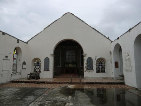 Die Anglian Church in Saint Georges