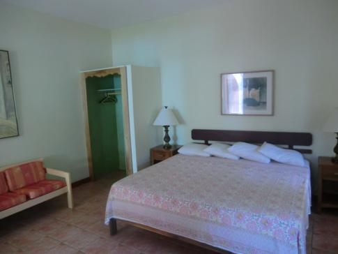 Gartenblick-Doppelzimmer im La Sagesse Nature Resort