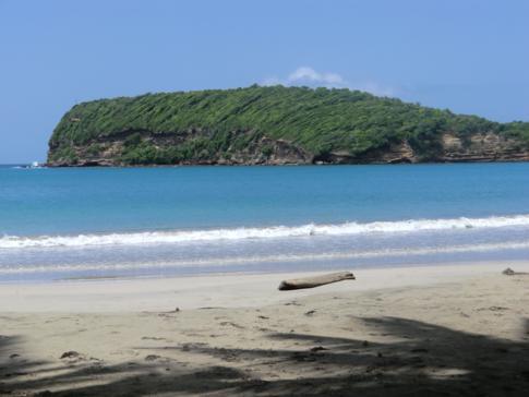 Die Bucht von La Sagesse an der Ostküste von Grenada