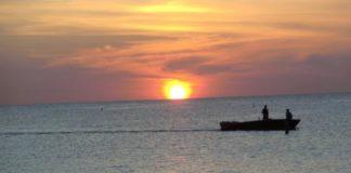 Grenada Sonnenuntergang