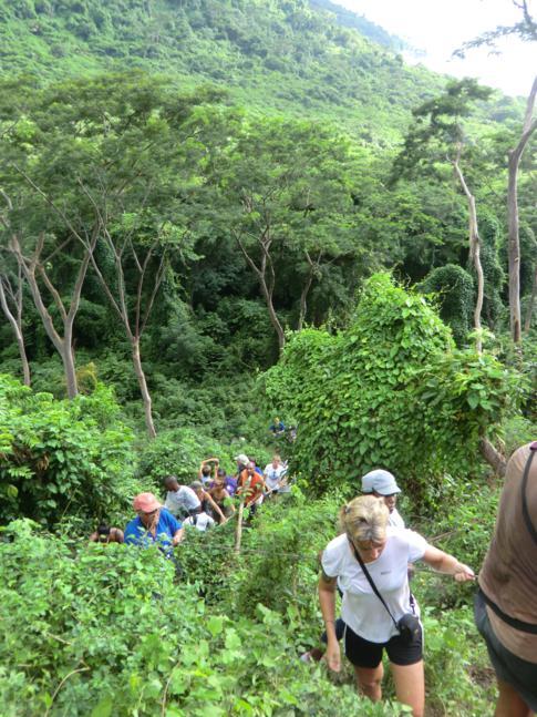 Der Aufstieg des 700. Hash von Grenada