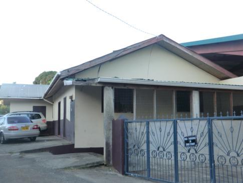 Die LaBorie Indoor Facility - Grenadas modernste Sporthalle