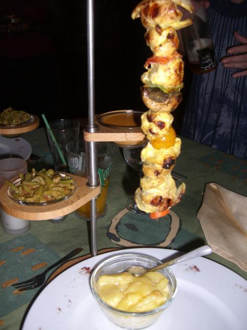 Eines der besten Restaurants in Grenada