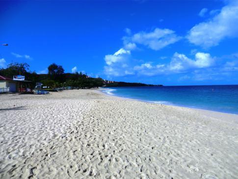 Der traumhafte Grand Anse Beach in Grenada