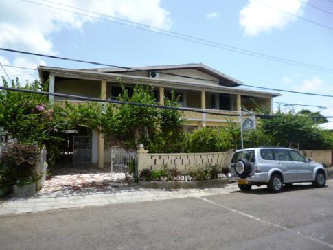 Das Rainbow Inn in der Nähe von Grenville in Grenada
