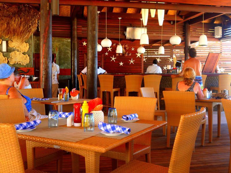Neptunes Restaurant im La Source Grenada