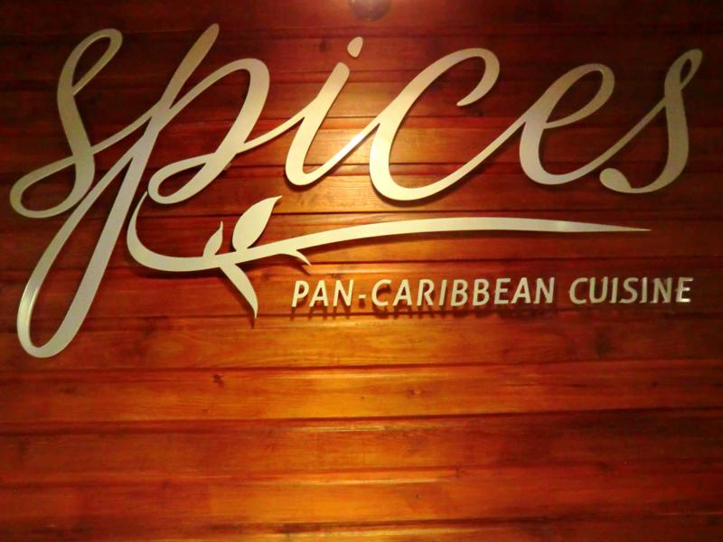 Spices - karibisches Restaurant im Sandals LaSource Grenada