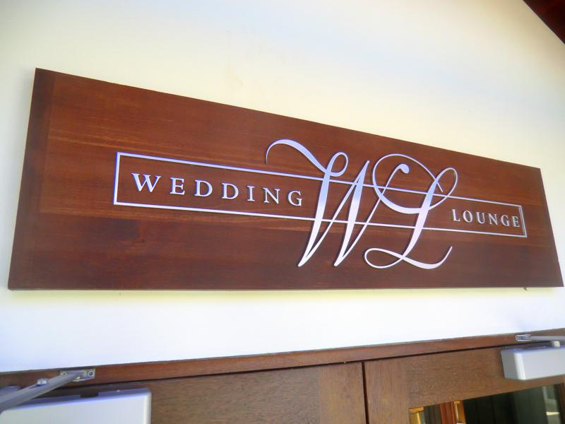 Wedding Lounge im Sandals LaSource Grenada