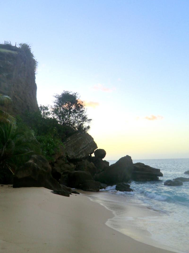 Der Aquarium Beach auf Grenada mit den besten Schnorchelmöglichkeiten der Insel