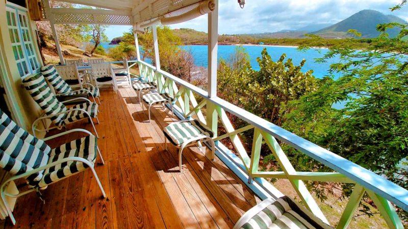 Unsere traumhaft schöne kleine Villa auf Sugar Loaf Island, nördlich von Grenada