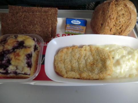 Die kalte Mahlzeit bei Condor