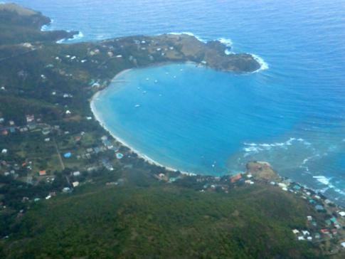 Die Friendship Bay in Bequia