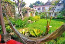 Das Ojala Hotel in Antigua, eine der schönen Unterkünfte in der Kolonialstadt Guatemalas