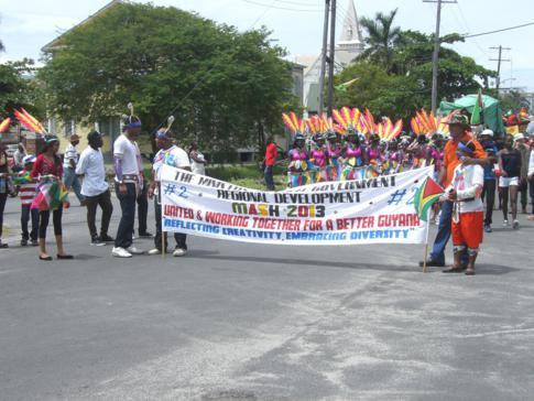 Mashramani Guyana