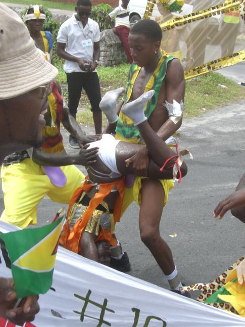 Mashramani 2013 in Georgetown - Karneval in Guyana