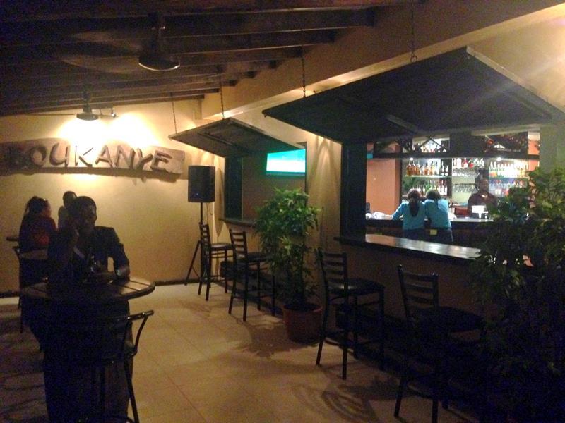 Boukanye, die vielleicht coolste Bar von Haiti
