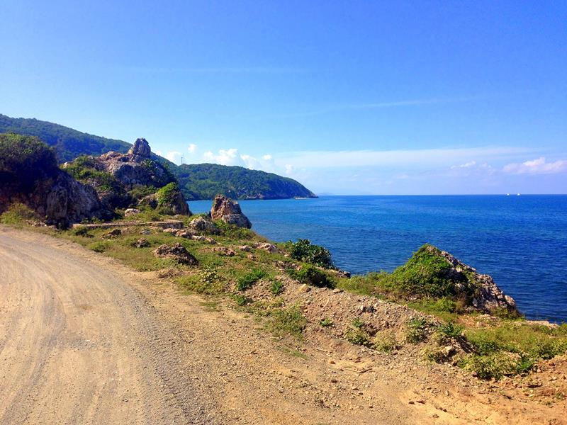Die tolle und unberührte Nordküste von Haiti bei Cormier