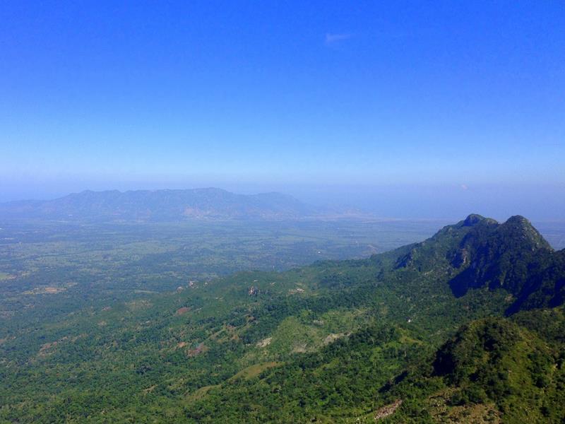 Laferriere bietet zudem auch einen tollen Panoramablick
