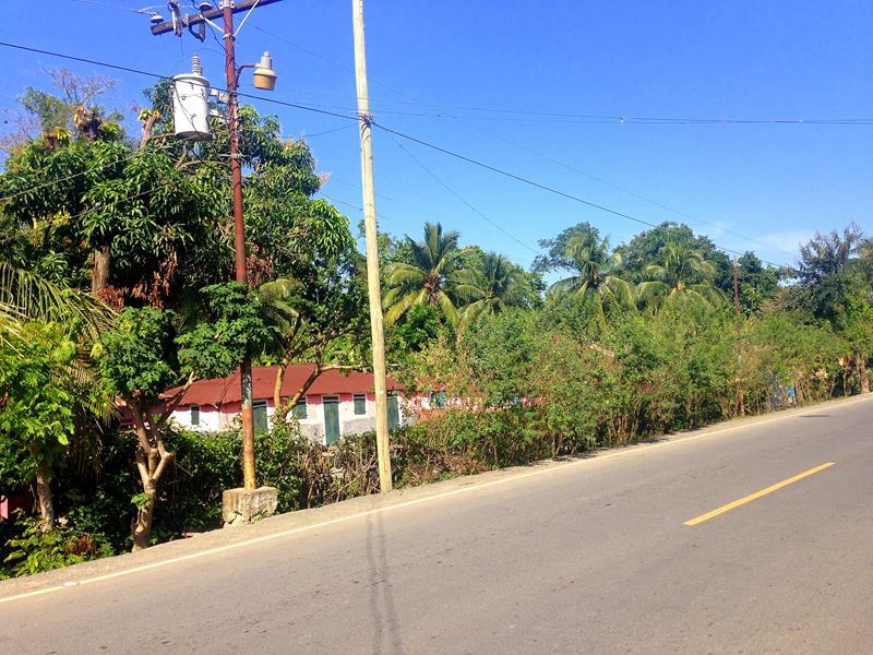 Auch Haiti hat einige schöne Landschaften zu bieten, wie hier in der Nähe von Milot
