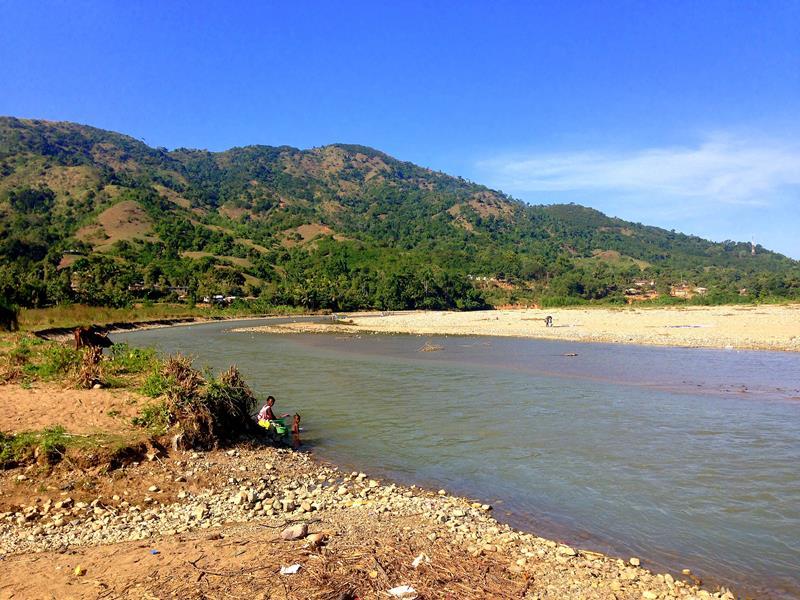 Auch Haiti hat einige schöne Landschaften zu bieten, wie hier in der Nähe von Grande-Riviere du Nord