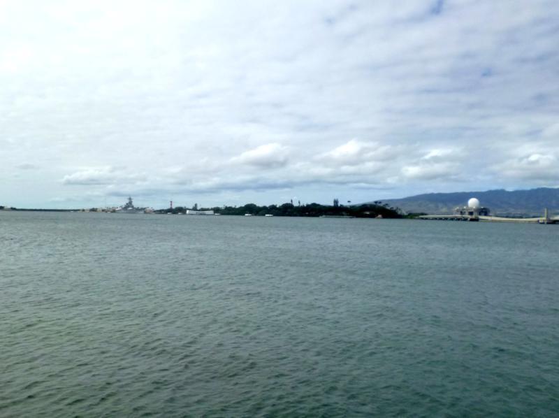 Pearl Harbour, die Top-Attraktion auf Oahu auf Hawaii