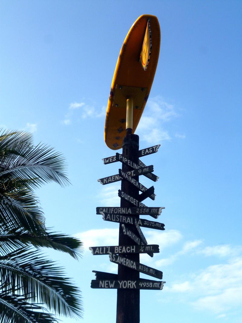 Aloha-Feeling auf Oahu in Hawaii