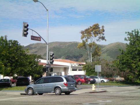 San Luis Obispo, ebenfalls am Highway No. 1 liegend