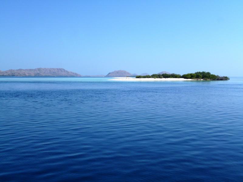 Kleine Inselchen zwischen Flores und Sumbawa