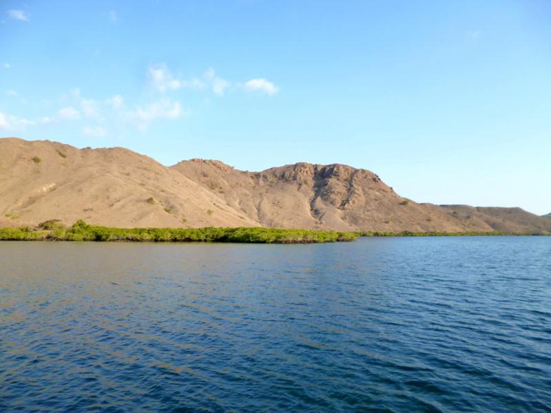 Kreuzfahrt von Lombok nach Flores mit tollen Aussichten