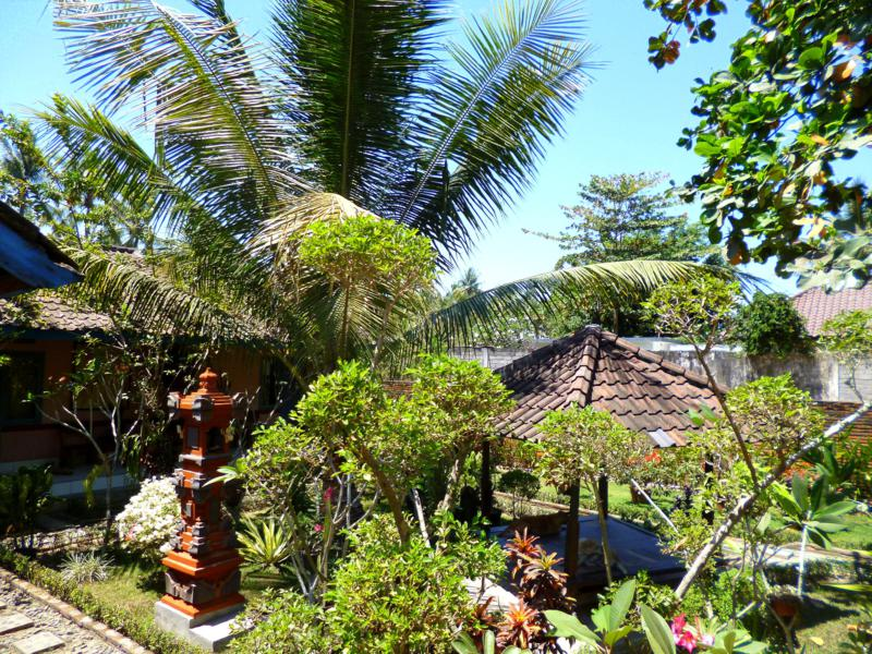 La Casa Homestay in Senggigi auf der Insel Lombok